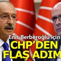 Son dakika... CHP Enis Berberoğlu için AYM'ye başvuruyor!