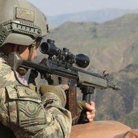 Mardin'de çatışma! 1 askerimiz şehit oldu