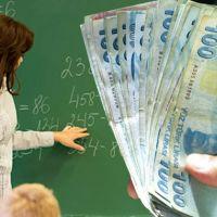 Sözleşmeli öğretmen maaşları ne kadar 2019   Branşlara göre sözleşmeli öğretmen maaşları