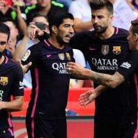 Sporting Gijon 0-5 Barcelona