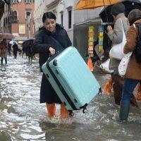 Su baskınları Venedik'e pahalıya patladı