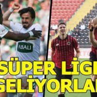 Süper Lig'e yükselen takımlar