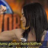 Survivor 2019 Nadia Konstantina kimdir, ınstagram hesabı - Survivor 2019 Türkiye Yunanist