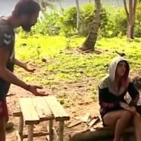 Survivor Adem ve Sabriye'nin arasına Berna girdi