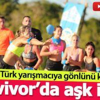 Survivor'da aşk bombası! Afroditi Türk yarışmacıya gönlünü kaptırdı
