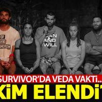 Survivor'da kim elendi 19 Mart 2019   Survivor'da dün akşam kim gitti?
