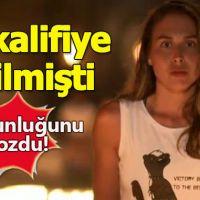 Survivor'dan diskalifiye edilen Ecem Karaağaç başına gelenleri anlattı