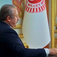 Meclis Başkanı Mustafa Şentop diziye konuk oldu
