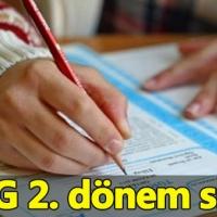 TEOG sınavı ne zaman? TEOG 2. dönem sınav tarihi