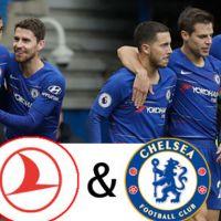 THY, Chelsea ile sponsorluk anlaşması imzaladı