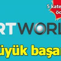 TRT World, The Drum Online Media ödüllerine aday oldu