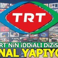 TRT'nin sevilen tarihi dizisi final yapıyor