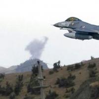 TSK'dan Kuzey Irak'a hava operasyonu