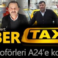 Taksi şoförlerinin en büyük derdi: UBER (Bölüm5)
