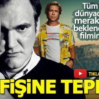 Once Upon a Time in Hollywood Türkçe alt yazılı fragman izle   Tarantino yeni filmi Türkiye'de ne zaman vizyona girecek?