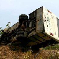 Tarım işçilerini taşıyan minibüs kaza yaptı - Manisa Haberleri