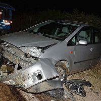 Tokat'ta araç devrildi: 2 yaralı