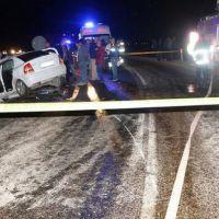Tokat'ta feci kaza: 2 polis şehit