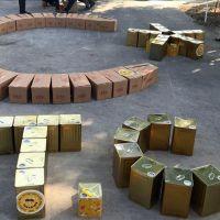 Tokat'tan Mehmetçiğe 1600 kilogram bal