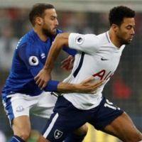 Tottenham-Everton maç linki canlı yayın S Sports - Cenk Tosun ilk 11'de