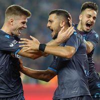 Trabzon'da nefes kesen maç! Fırtına koptu