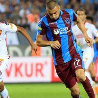 Trabzonspor Göztepe maç sonucu özeti golleri