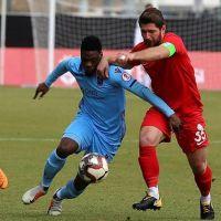 Trabzonspor, Sivas Belediyespor'la berabere kaldı