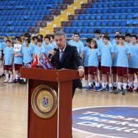 Trabzonspor basketbolda altyapıyı oluşturdu!