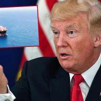 Trump: Petrol tankerlerine İran saldırdı