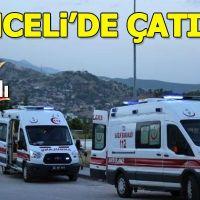 Tunceli'deki çatışmadan kahreden şehit haberi!