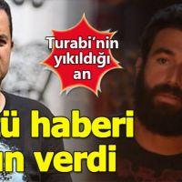 Turabi'ye kötü haberi Acun Ilıcalı verdi: Bundan sonra yarışamaz