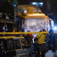 Turist otobüsüne bombalı saldırı: 2 ölü, 10 yaralı