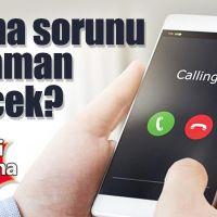 Türk Telekom neden çekmiyor   Türk telekom sorun mu var   türk telekom ağda kayıtlı değil   avea neden çekmiyor?
