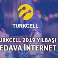 Turkcell yılbaşı bedava internet kampanyası 2019 - Yılbaşı hediye paketleri Turkcell yeni yıl bedava konuşma