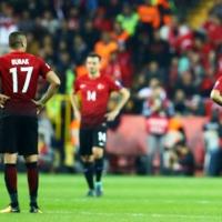 Türkiye FIFA sıralamasında 9 sıra geriledi