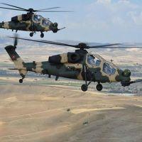 Türkiye, Pakistan'a 30 adet Atak helikopteri sattı