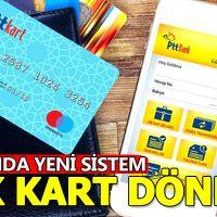 Türkiye genelinde ulaşımda tek kart kullanılacak