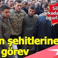 Türkiye şehitlerini uğurladı Konya, Osmaniye ve Zonguldak'ta gözyaşları sel oldu