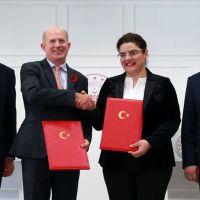 Türkiye ve Birleşik Krallık sağlık iş birliği yaptı