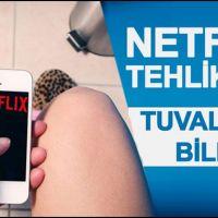 Türkiye'de Netflix toplu taşımada izleniyor