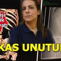 Türkiye'de estetik ameliyatı olan Alamancı'nın karnında makas unutuldu