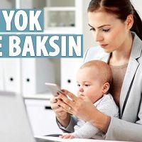 Türkiye'de milyonlarca çocuk kreşsiz