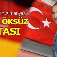 """Türkiye'den Almanya'ya """"Adil Öksüz"""" notası"""