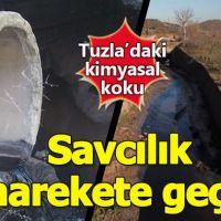 Tuzla'daki kimyasal kokuyla ilgili savcılık harekete geçti