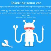 Twitter çöktü mü   Twitter neden açılmıyor çalışmıyor   Twitter ne zaman düzelir   Twitter'da sorun mu var?