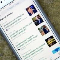 Twitter'da popüler makaleler dönemi