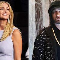 Ünlü şarkıcı Eminem'e Trump sorgusu!