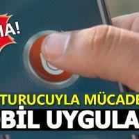 Uyuma uygulaması indir - Android ve İOS uyuşturucuya karşı mobil ihbar uygulaması