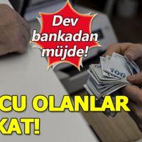 Vakıfbank ne kadar kredi veriyor, Vakıfbank kredi faizi ne kadar, kredi kartı borcu olanlara müjde