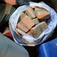Van'da 331 kilogram uyuşturucu yakalandı